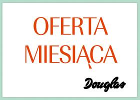 Oferta Miesiąca w perfumeriach Douglas –Wrzesień 2016
